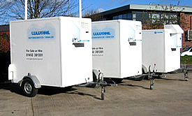 Refrigerated towing units - Panels